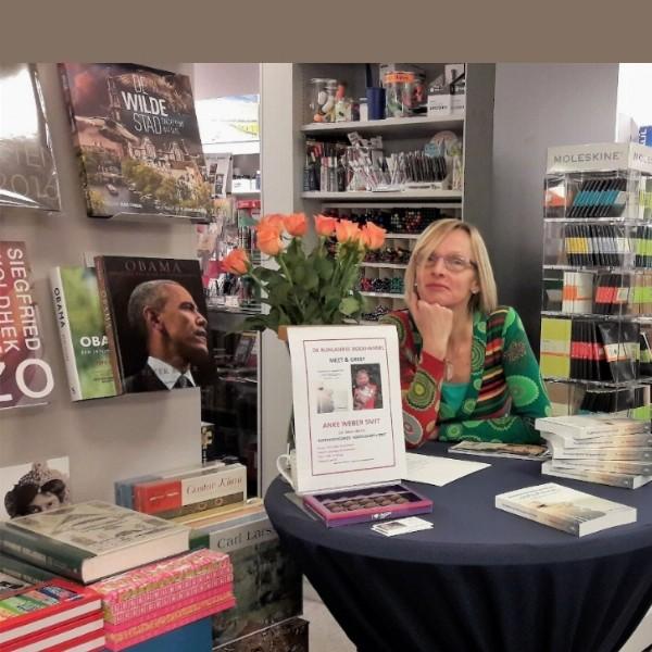 Anke Weber Smit in samenwerking met Volksuniversiteit Oegstgeest en Bibliotheek Bollenstreek-Oegstgeest