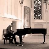 Ritueel van de lente: Piano-improvisatie-ligconcert met yoga en meditatie