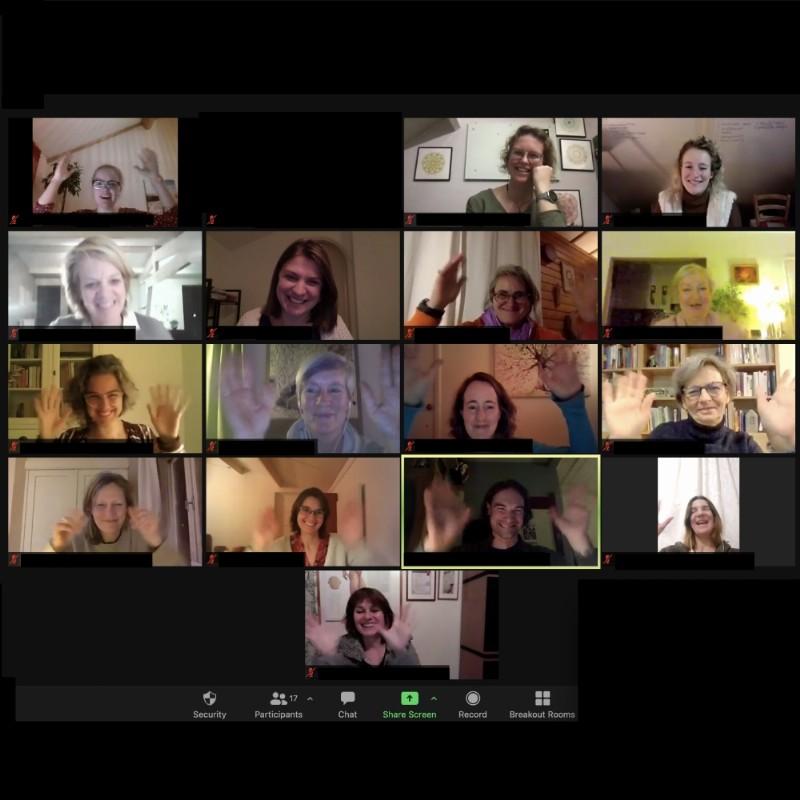 Online Netwerkbijeenkomst | Online