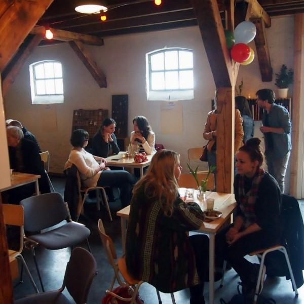 Netwerkcafé | Nijmegen