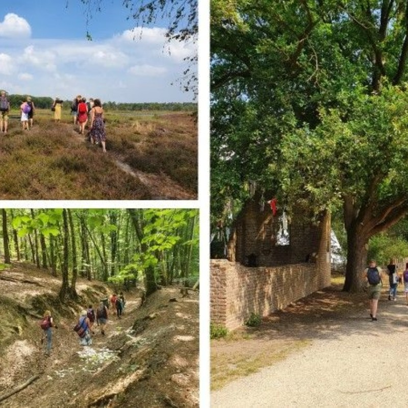 Zomerweek intuïtieve vaardigheden | Nijmegen