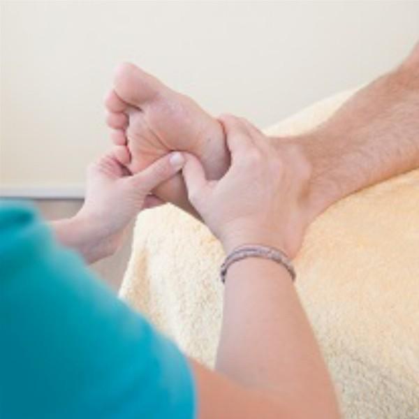 Voetreflexmassage tijdens de Vierdaagse Week | Beek