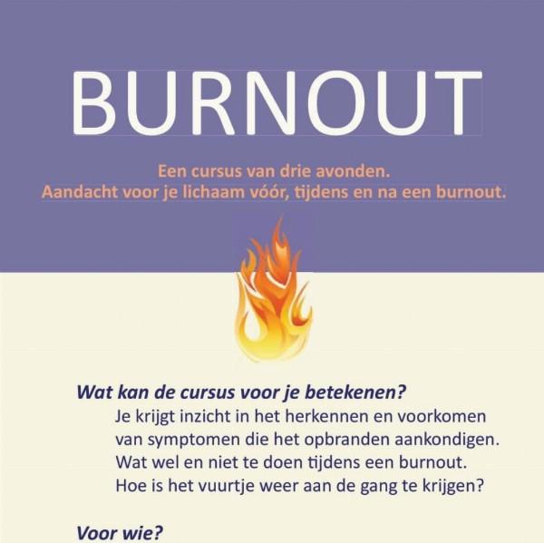 Burn-out - Aandacht voor je lichaam vóór, tijdens en na een burn-out.   Nijmegen
