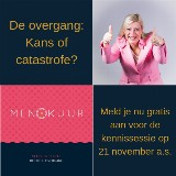 De overgang: Kans of catastrofe? door