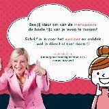 Gratis webinar speciaal voor vrouwen in de overgang door