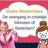 Gratis online masterclass speciaal voor vrouwen in de overgang door Judith Bussink