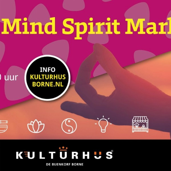 Body Mind en Spirit markt | Borne