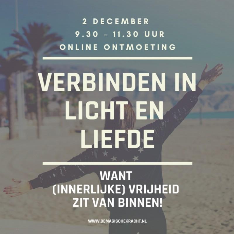 Verbinden in licht en liefde | Online