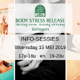 Gratis Info-Sessies Body Stress Release