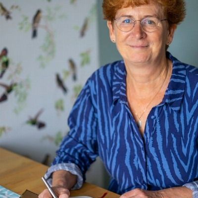 Antoinette van Elswijk.