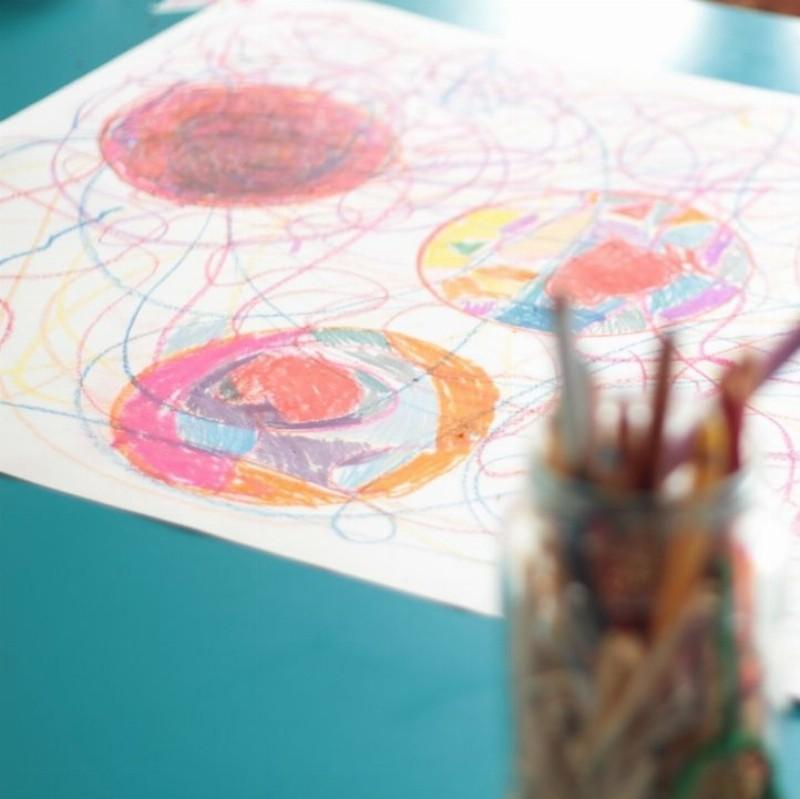 Kindertekeningen begrijpen (4 lessen, tweewekelijks) ism VUWestland | 's Gravenzande
