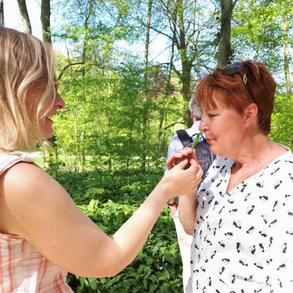 Hapjes maken met Wilde planten | Zwolle