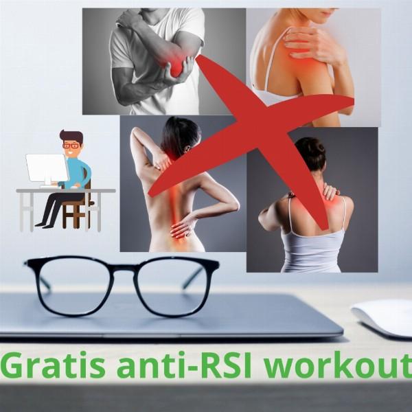 Gratis Anti-RSI training | Online