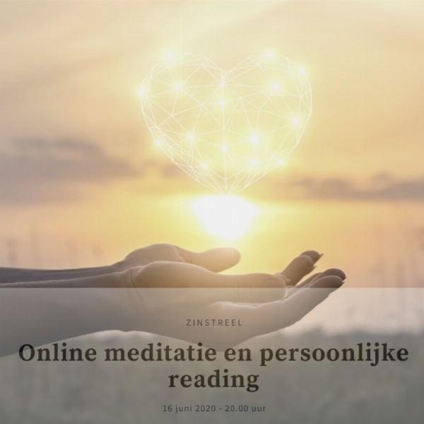Online Reading en meditatie hart chakra |